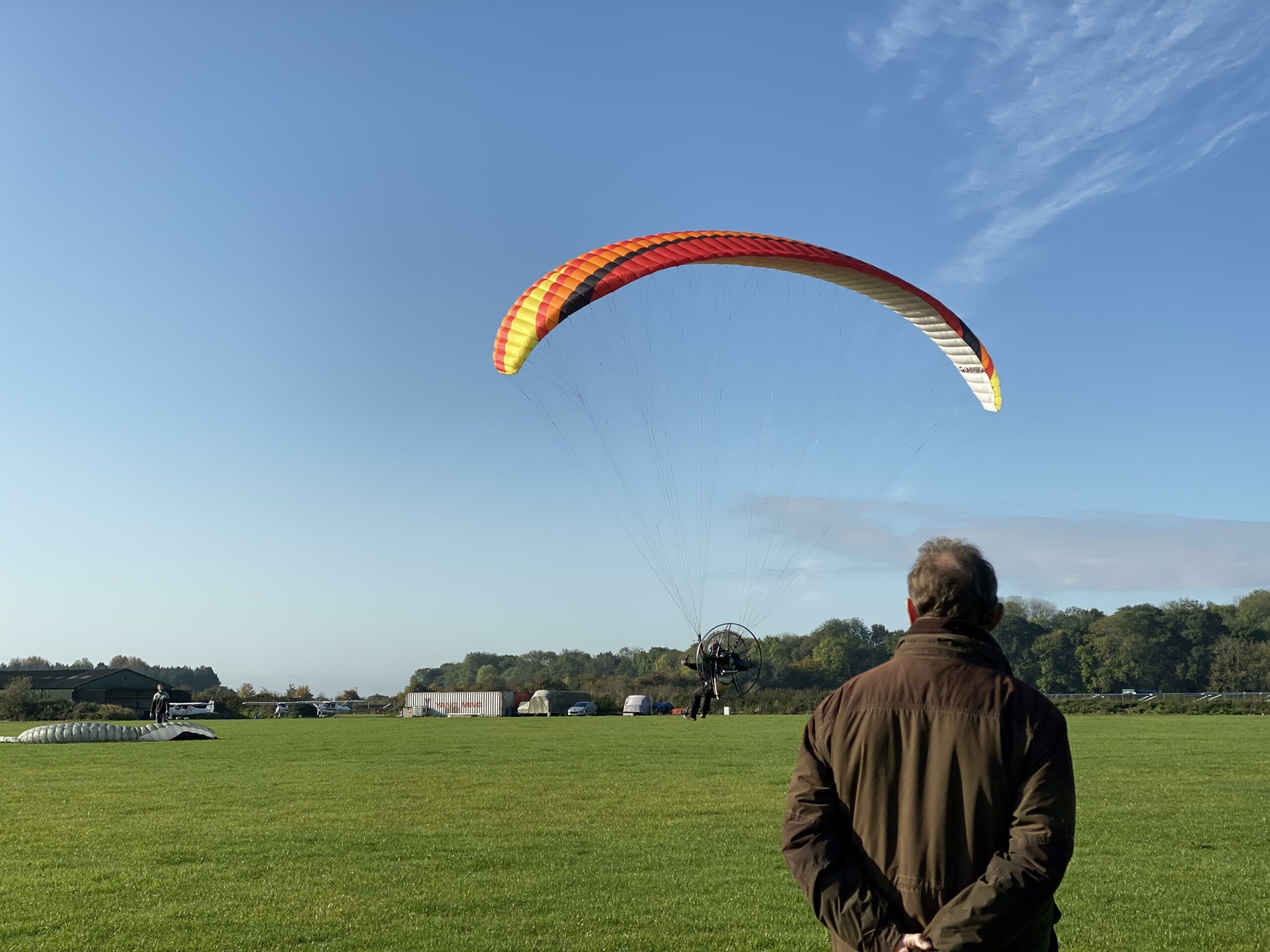 Paramotor Training Full Complete Course