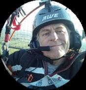 Graham Voyle Paramotor Training Review